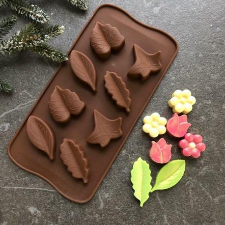 Силиконовый молд для шоколада №8