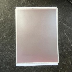 Бумага шёлк - серебро