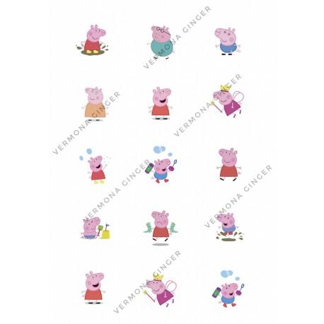 Пищевая сахарная бумага с детским рисунком Д-017 (м)